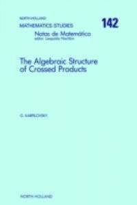 Algebraic Structure of Crossed Products