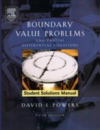 Student Solutions Manual to Boundary Value Problems