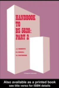 Handbook to BS 5628: Part 2