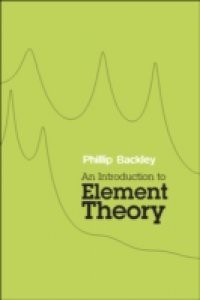 Introduction to Element Theory