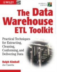 Data Warehouse ETL Toolkit