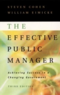 Effective Public Manager