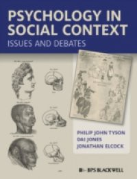 Psychology in Social Context
