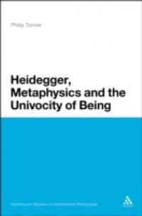 Heidegger, Metaphysics and the Univocity of Being
