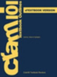 e-Study Guide for Criminology: Theory, Research, And Policy, textbook by Gennaro F. Vito Phd.