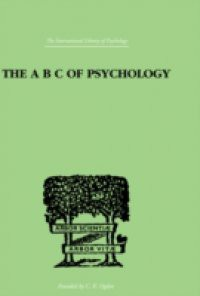 A B C Of Psychology