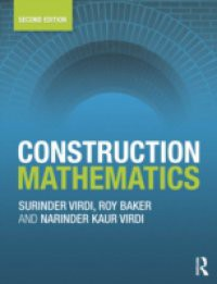 Construction Mathematics
