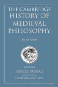 Cambridge History of Medieval Philosophy